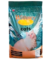 Krmivo Willowy gold cats 2kg